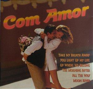 CD - Com Amor ( Vários Artistas)