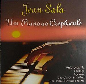 CD - Jean Sala - Um Piano ao Crepúsculo