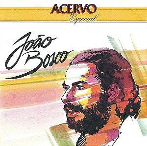 CD - João Bosco (Coleção Acervo)