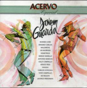 CD - Jovem Guarda (Coleção Acervo) (Vários Artistas)