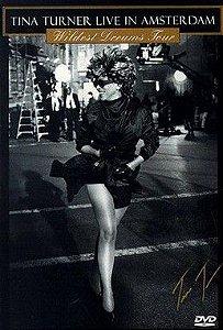 DVD - TINA TURNER: LIVE IN AMSTERDAM (DIGIPACK)
