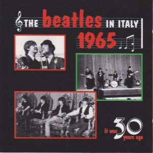 CD - The Beatles – The Beatles In Italy 1965 (Importado (Italy))