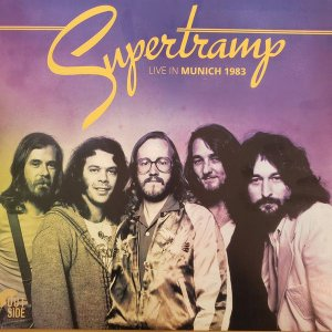 LP - Supertramp – Live In Munich 1983 (Importado) (Novo - Lacrado)
