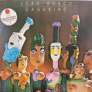 LP - João Bosco – Gagabirô