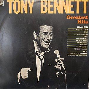 LP - Tony Bennett – Tony Bennett Greatest Hits