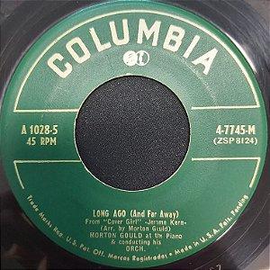 COMPACTO - Morton Gould - Long Ago / The Piccolino (Importado USA)