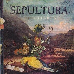 CD - Sepultura – SepulQuarta (Novo - Lacrado)