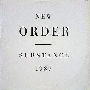 LP - New Order – Substance - 2 discos