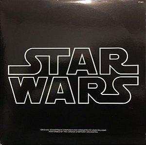 LP -Star Wars -  John Williams, The London Symphony Orchestra – Importado (US) - DUPLO