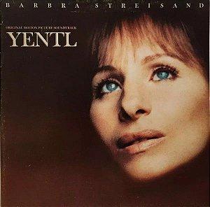 LP - Barbra Streisand – Yentl - Original Motion Picture Soundtrack