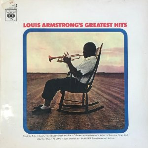 LP - Louis Armstrong – Greatest Hits
