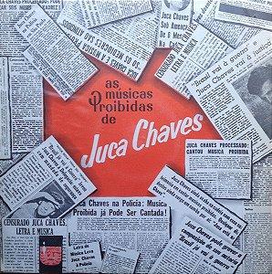 LP - Juca Chaves – As Músicas Proibidas