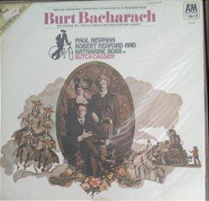 LP - Burt Bacharach – Trilha Sonora Composta e Regida por Burt Bacharach do Filme da 20th Century Fox Estrelando