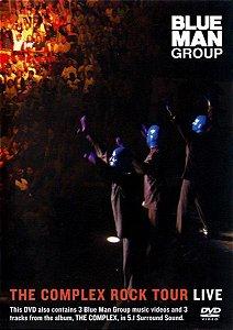 DVD - Blue Man Group – The Complex Rock Tour Live