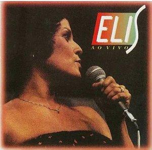 CD - Elis Regina - Ao Vivo