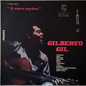 LP - Gilberto Gil – Louvação