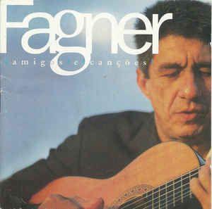 CD - Fagner – Amigos E Canções