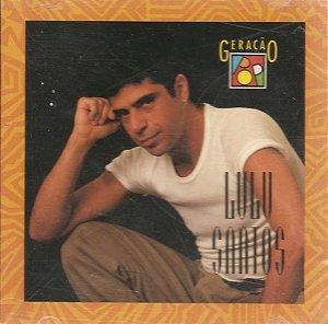 CD - Lulu Santos – Geração Pop