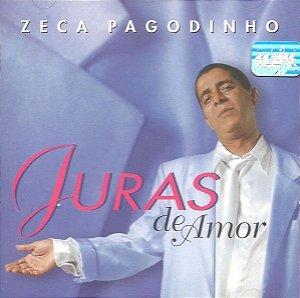 CD - Zeca Pagodinho – Juras De Amor