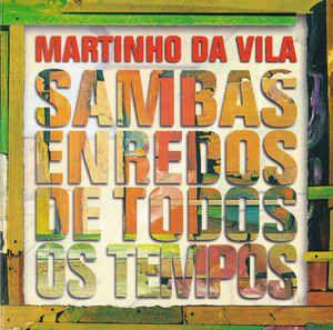CD - Martinho Da Vila – Sambas Enredos De Todos Os Tempos