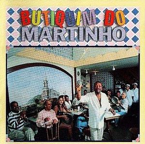 CD - Various – Butiquim Do Martinho
