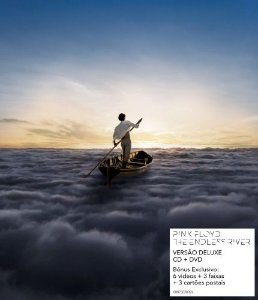 CD + DVD  - Pink Floyd – The Endless River ( Novo- Lacrado )