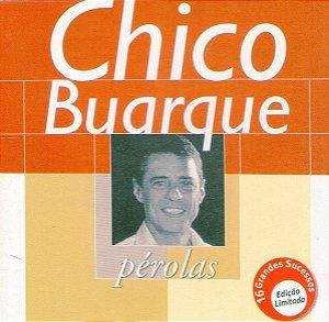CD - Chico Buarque – Pérolas