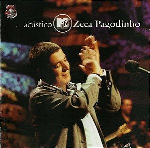 CD - Zeca Pagodinho – Acústico MTV