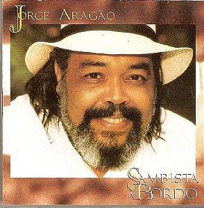 CD - Jorge Aragão – Sambista A Bordo