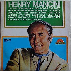 LP - Henry Mancini – Disco De Ouro