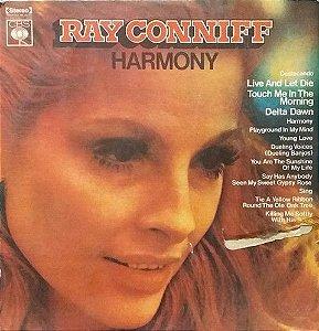 LP - Ray Conniff – Harmony