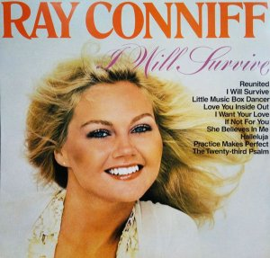 LP - Ray Conniff – I Will Survive