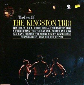 LP - The Kingston Trio – The Best Of The Kingston Trio - Importado (USA)