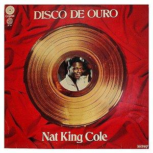 LP - Nat King Cole (Coleção Disco De Ouro)