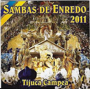 CD – Sambas De Enredo 2011
