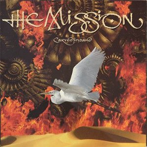 LP - The Mission – Carved In Sand