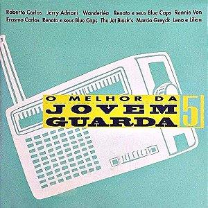 CD - O Melhor Da Jovem Guarda 5