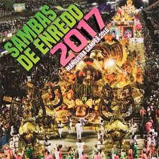 CD - Sambas De Enredo 2017