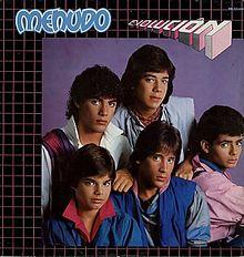 LP - Menudo – Evolucion