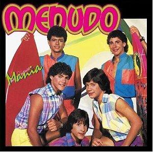 LP - Menudo – Mania