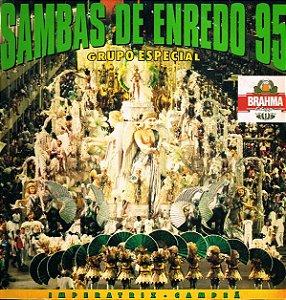 CD - Sambas de Enredo 95 - Grupo Especial   