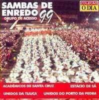 CD – Sambas De Enredo 99 - Grupo De Acesso