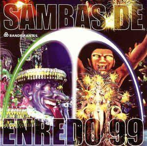 CD - Sambas De Enredo 99  (Lacrado)