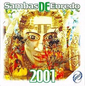 CD – Sambas De Enredo 2001