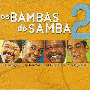 CD - Os Bambas Do Samba 2 (Vários Artistas)