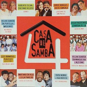 CD - Casa De Samba 4 (Vários Artistas)