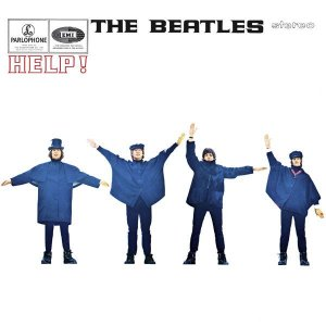 CD - The Beatles - HELP