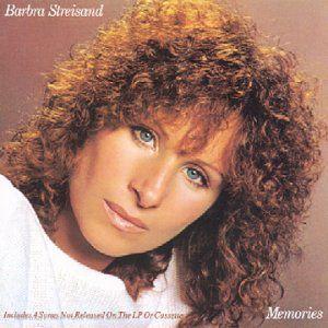 CD - Barbra Streisand - Memory