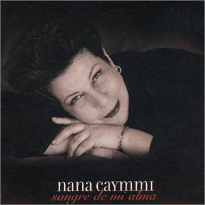 CD - Nana Caymmi - Sangre De Mi Alma