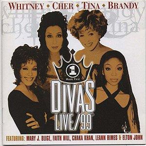 CD - DIVAS LIVE/99 - IMP